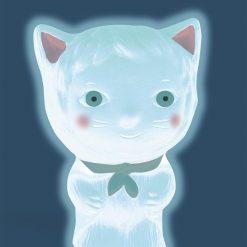 Lampka nocna figurka Kotek
