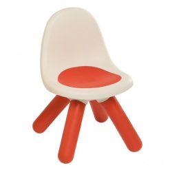 Czerwone Krzesełko z Oparciem