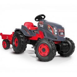 Ogrodzie Traktor z Przyczepą XXL