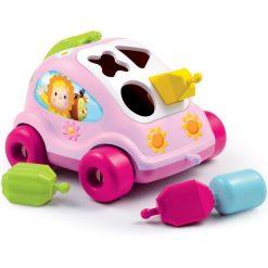 Samochód z Klockami