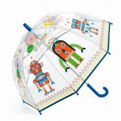 Parasol przeciwdeszczowy Roboty