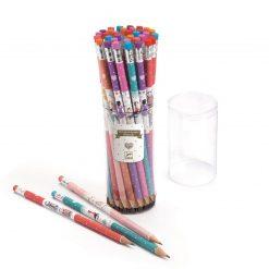 Ołówki w tubie 36 sztuk