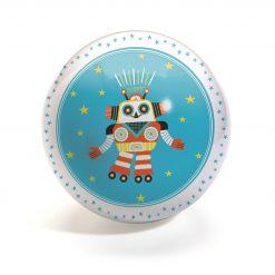 Piłka gumowa Robot