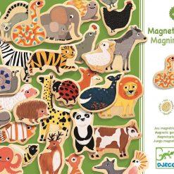 Układanka magnetyczna Magnimo
