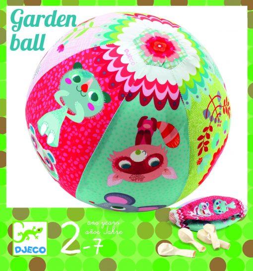 Zestaw balonów z kolorową piłką Ogród