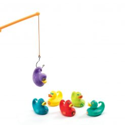 Gra Łowienie kolorowych kaczuszek
