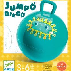 Piłka do skakania Jumpo Diego