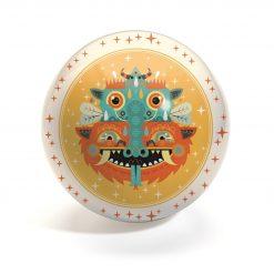 Piłka gumowa Totemy