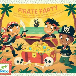 Zestaw 5 gier Pirate Party