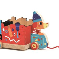 Zabawka do ciągnięcia Jo Truck