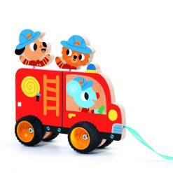 Zabawka do ciągnięcia Terreno truck