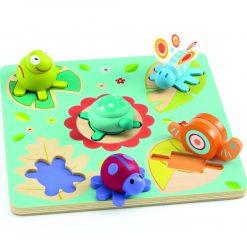 puzzle przestrzenne Lilo