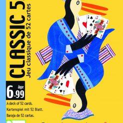 Gra karciana Classic 52