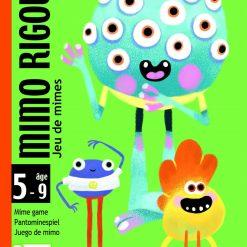 Gra karciana Mimo Rigolo