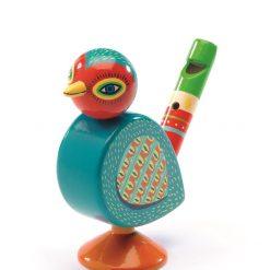 Gwizdek drewniany Ptaszek