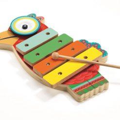 Ksylofon Papuga