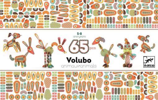 Puzzle Volubo 3D Zwierzątka