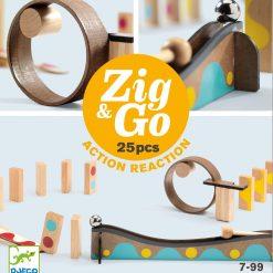 Zestaw Zig & Go 25 elementów