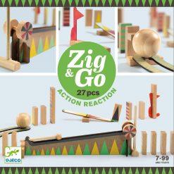 Zestaw Zig & Go 27 elementów