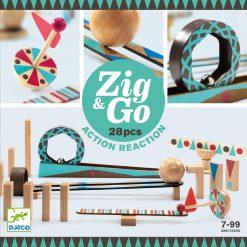 Zestaw Zig & Go 28 elementów