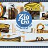 Zestaw Zig & Go 45 elementów