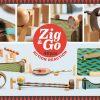 Zestaw Zig & Go 48 elementów