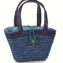 Shoper Bag granatowy