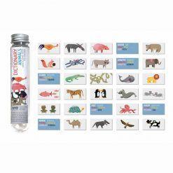 Mikro słownik językowy Zwierzęta
