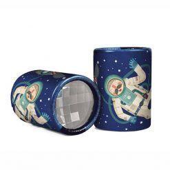 Mini kalejdoskop Astronauta