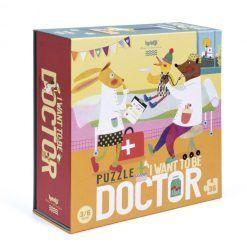 Puzzle Chcę być lekarzem!