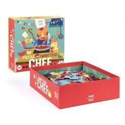 Puzzle Chcę być szefem kuchni!