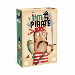 Puzzle dla dzieci Jestem Piratem
