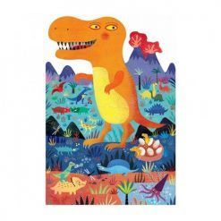 Puzzle T-Rex Mój Dinozaur