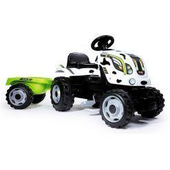Traktor Krówka z Przyczepą