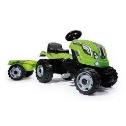 Zielony Traktor XL