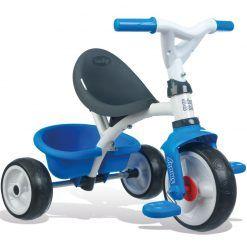 Niebieski Rowerek Trzykołowy