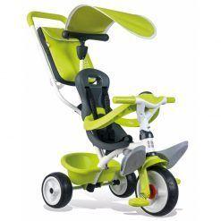 Zielony Rowerek Trzykołowy