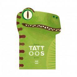 Tatuaże dla dzieci – dinozaury