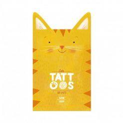 Tatuaże dla dzieci – koty
