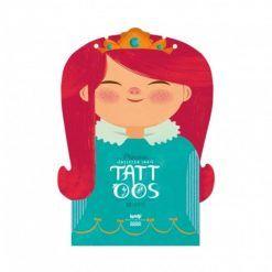 Tatuaże dla dzieci – księżniczki