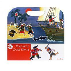 gra magnetyczna Piraci