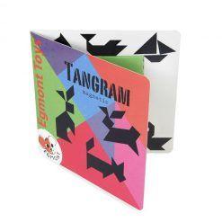 Układanka magnetyczna Tangram