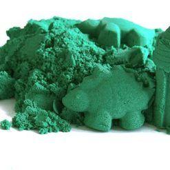 Piasek kinetyczny Colorsand zielony