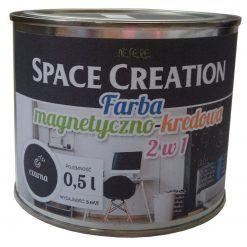 Farba 2w1 tablicowo-magnetyczna