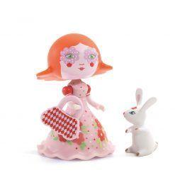 Figurka Elodia i króliczek