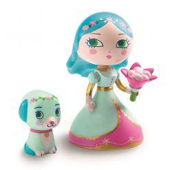 Figurka księżniczki Luna & Blue