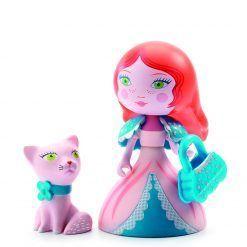Figurka księżniczki Rosa & Cat