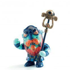 Figurka pirata Gnomus & Ze cage