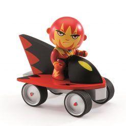 Figurka Firebird z pojazdem