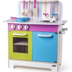 Kuchnia drewniana dla dziecka Julia